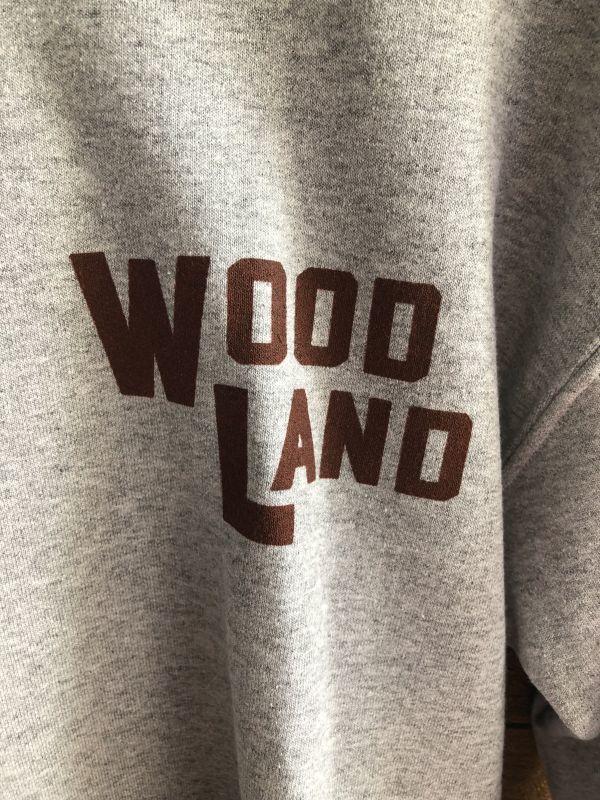 画像3: BUDDY オリジナル WOODLAND COLORADO SPRINGS プルオーバーパーカー