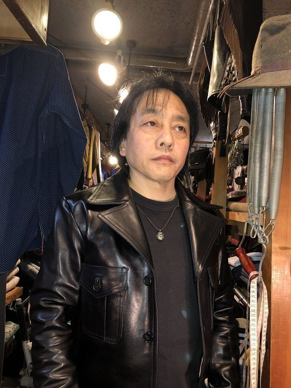 画像2: ELECTRIC LEATHER STUDIO FULLNELSON別注 コブラ