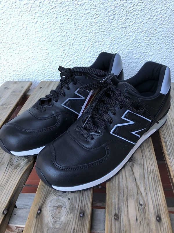 画像1: new balance M576UK SP14 BLACK ニューバランス MADE IN UK