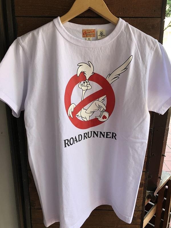 画像1: Cheswick ロードランナーTシャツ