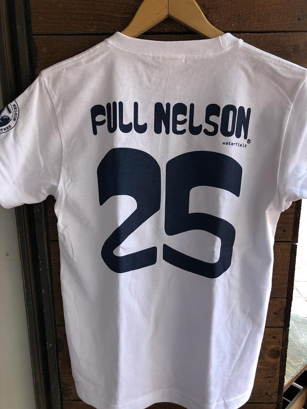画像1: FULLNELSONフルネルソン ショップオリジナル 25周年記念Tシャツ