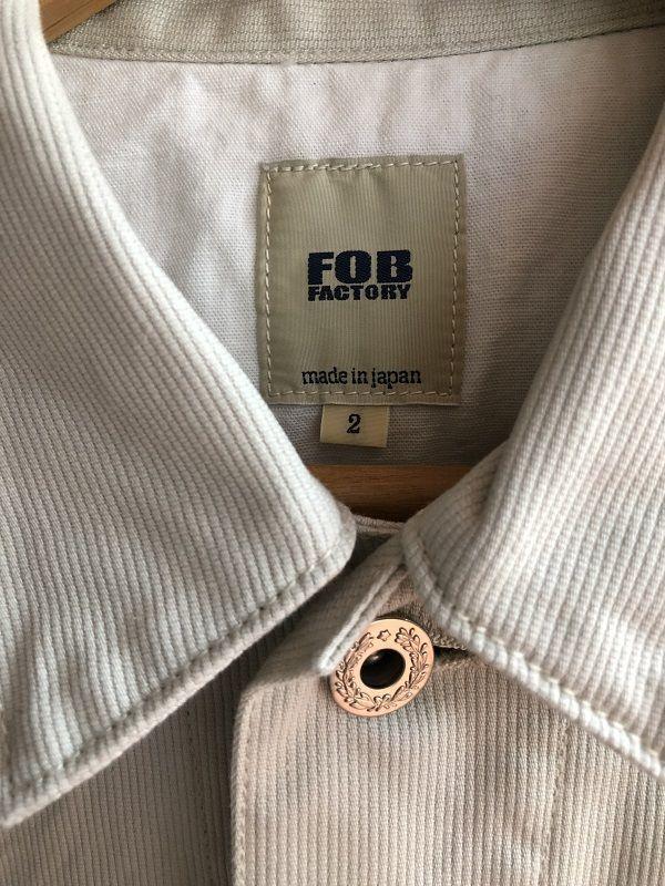 画像3: FOB FACTORY PIQUE 3rd Jacket