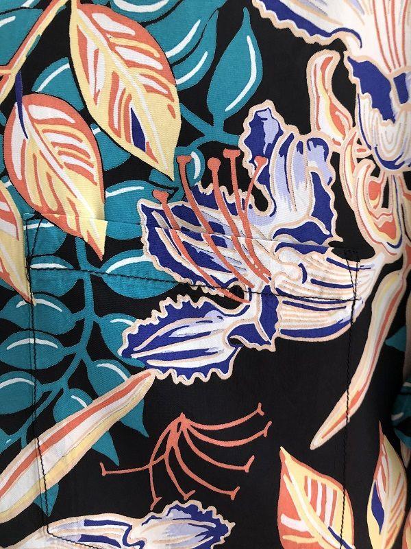"""画像3: SUN SURF サンサーフ アロハシャツ S/S """"ORCHID BROOM"""""""