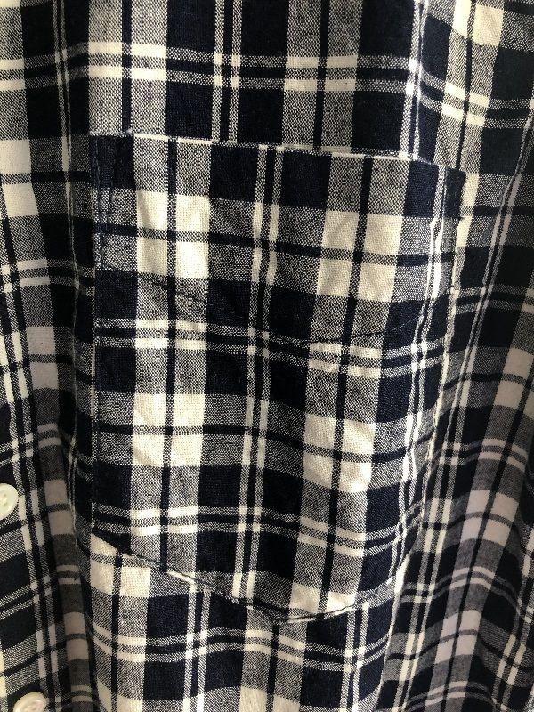 画像3: FOB FACTORY B.Dチェックシャツ