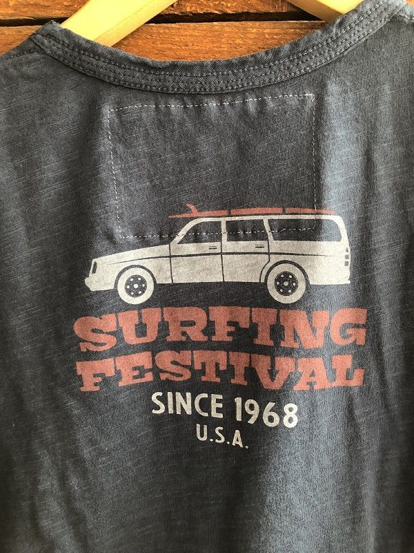 画像5: Sunset surf SURFING FESTIVAL NAVY