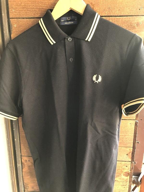 画像1: FRED PERRY Shirt The Original Twin Tipped