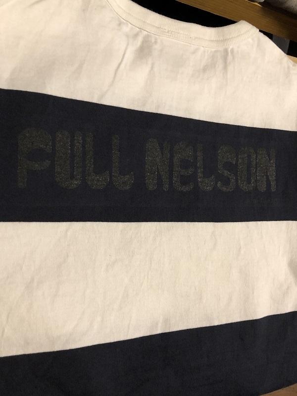 画像5: FULLNELSON ORIGINAL 4インチボーダーTee