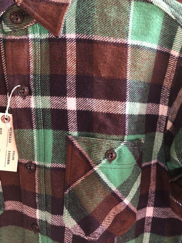画像2: SUGAR CANE 長袖ワークシャツ