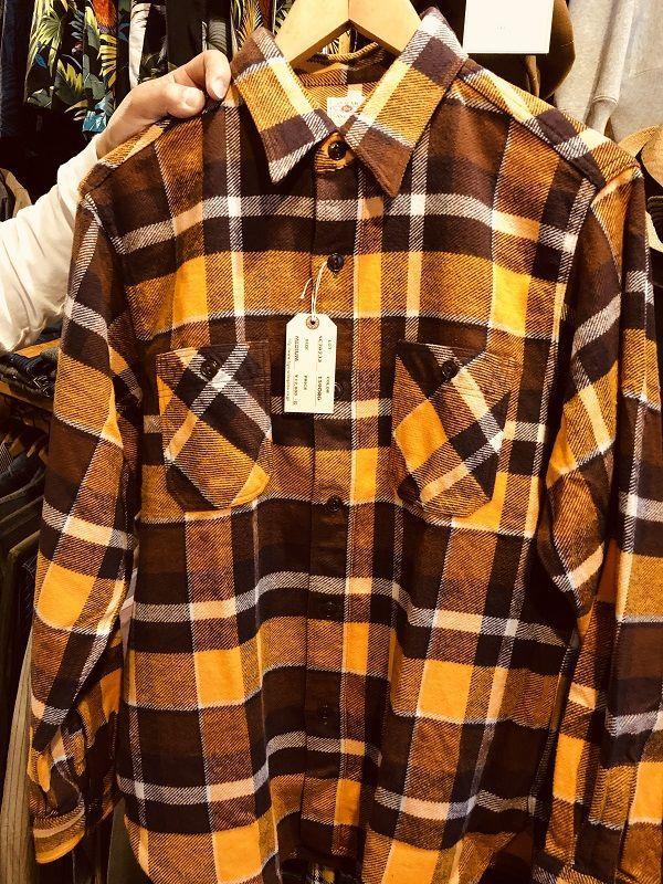 画像3: SUGAR CANE 長袖ワークシャツ
