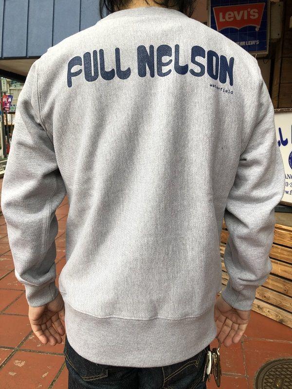 画像4: FULLNELSON ORIGINALロゴ クルーネックスウェット