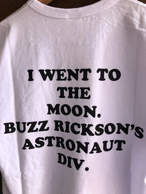 画像4: BUZZ RICKSONS スヌーピー半袖Tシャツ I'M ON THE MOON