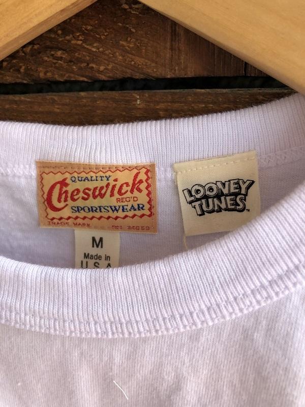 画像3: Cheswick ロードランナー 半袖Tシャツ 2