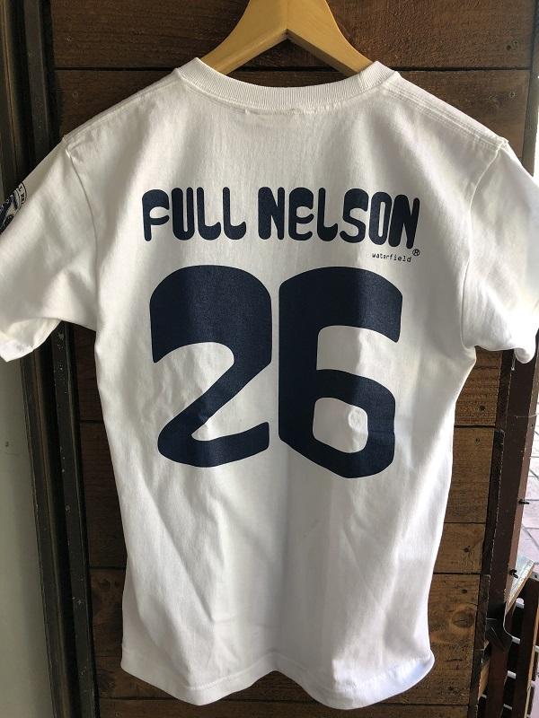 画像1: FULLNELSONフルネルソン ショップオリジナル 26周年記念Tシャツ