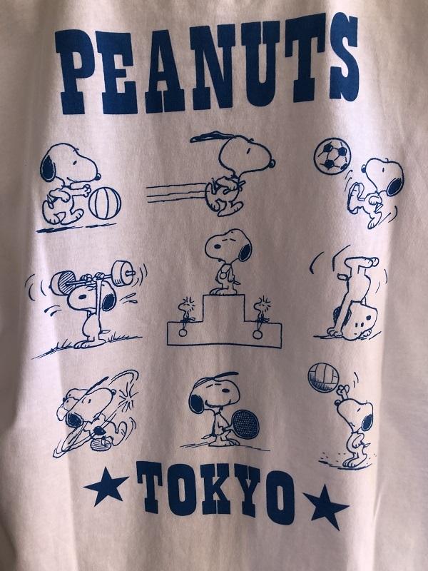 画像3: BUDDY 別注  スヌーピー PEANUTS Tシャツ WORLD CHAMPIONSHIP TOKYO