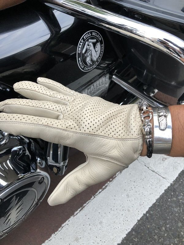 画像1: Lamp gloves -Punching glove-