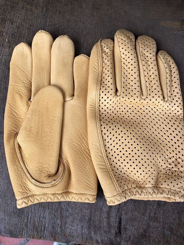 画像4: Lamp gloves -Punching glove-
