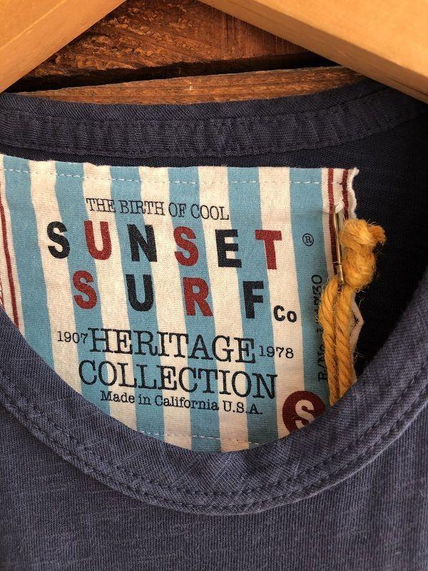 画像3: SUNSET SURF CLUB DEAD NAVY