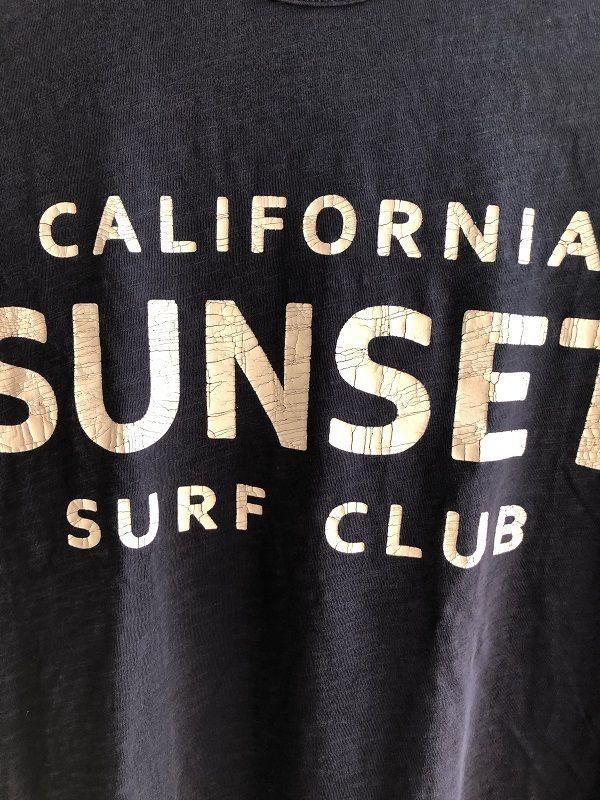 画像2: SUNSET SURF CLUB DEAD NAVY