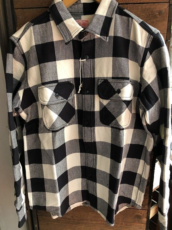 画像1: BIGMIKE HEAVY FLANNEL SHIRTS