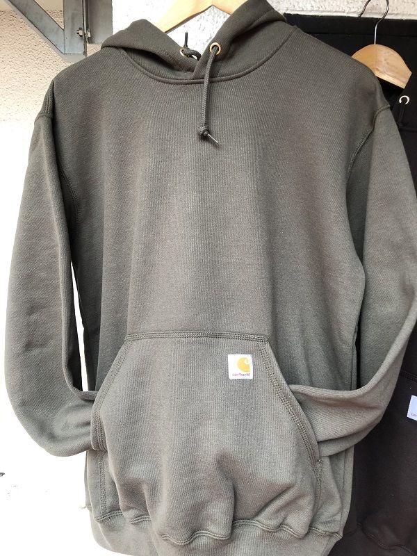 画像2: Carhartt Midweight Hooded Pullover Sweatshirt