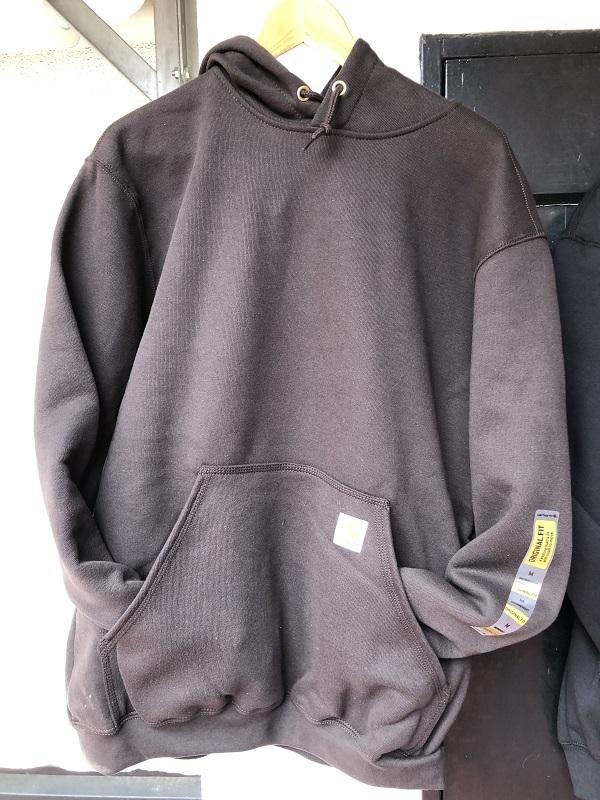 画像3: Carhartt Midweight Hooded Pullover Sweatshirt