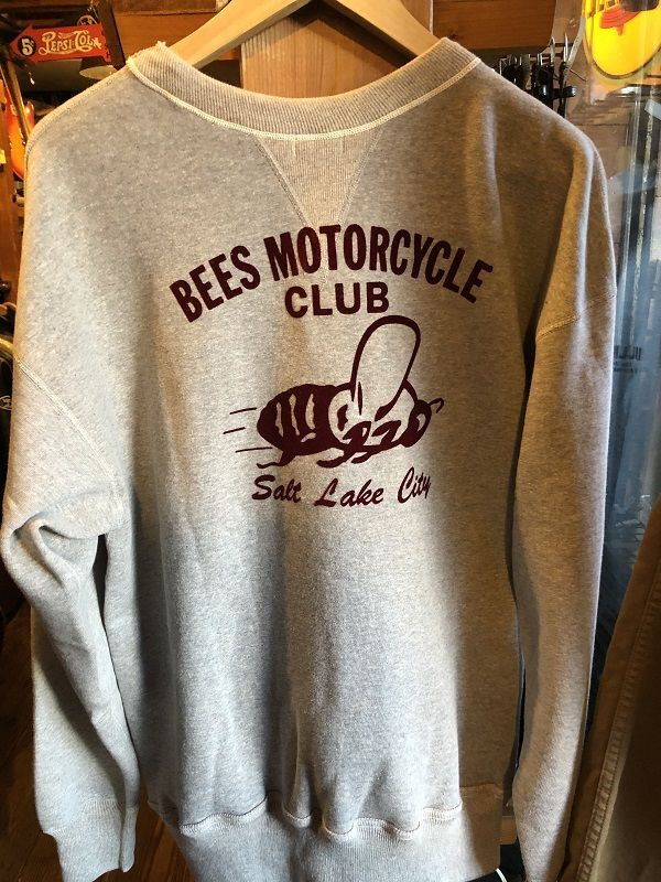 画像1: WAREHOUSE BEES MOTORCYCLE CLUB