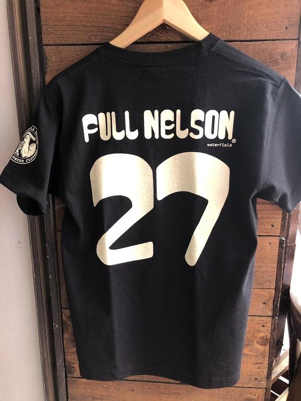 画像1: FULLNELSONフルネルソン ショップオリジナル 27周年記念Tシャツ