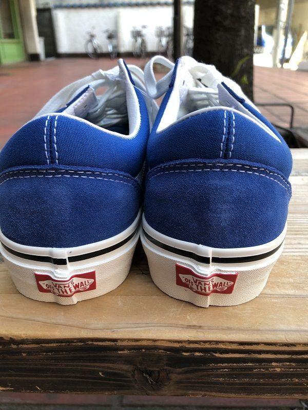 画像3: VANS バンズ アナハイムコレクション Old Skool 36 Dx BLUE