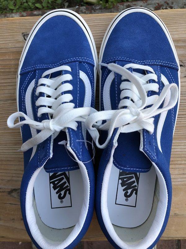 画像4: VANS バンズ アナハイムコレクション Old Skool 36 Dx BLUE