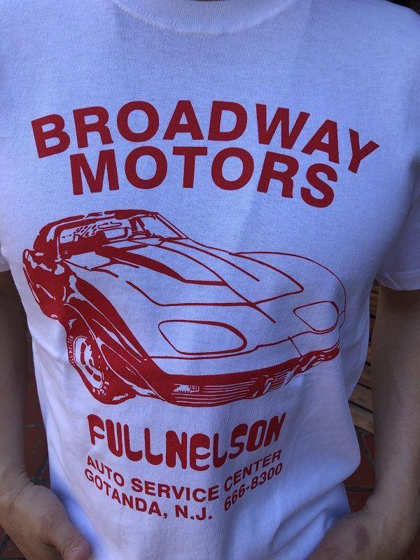 画像2: FULLNELSON フルネルソン オリジナル CORVETTE柄Tシャツ