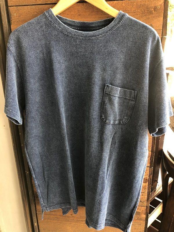 画像1: GOOD ON SS ピケ ポケットTシャツ