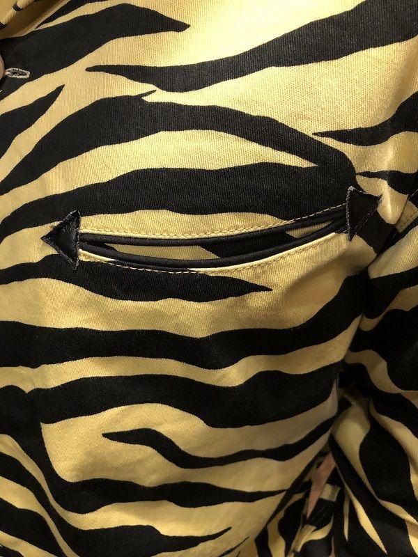 画像3: CUSHMAN TIGER PRINT オープンシャツ